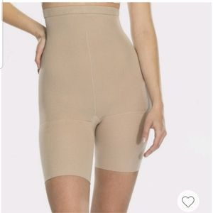 Assets by Spanxs High Waisted Shaping Shorts
